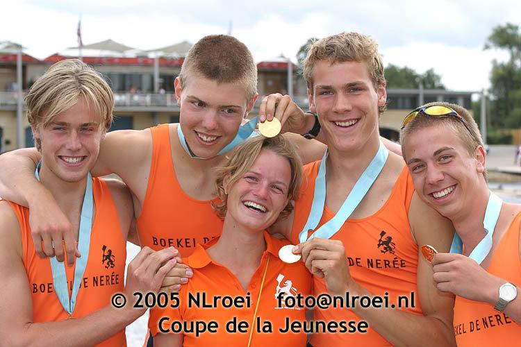 15-jarige Goverts eerste succes op de Coupe de la Jeunesse