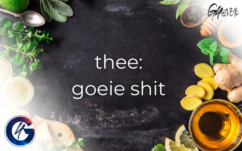 Govert's Huis,Tuin & Keukensupplementen: Thee