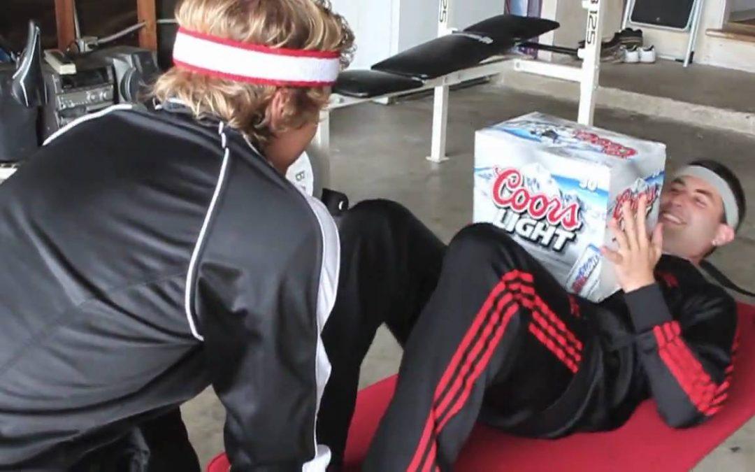 Bier en toch spier. 5 tips voor de drinkende (top)sporter